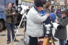 Stargazing Live -Derry 14th Jan 2012 022